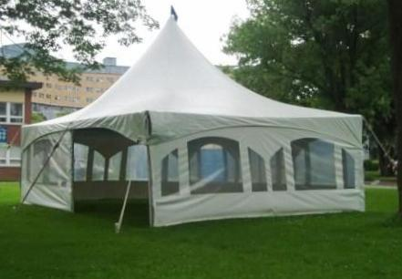 High-Peak Tent Sizes and the capacity